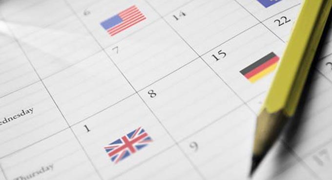 重要度の高さが即時に判断できる経済指標カレンダー